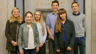 Schulsprecherteam